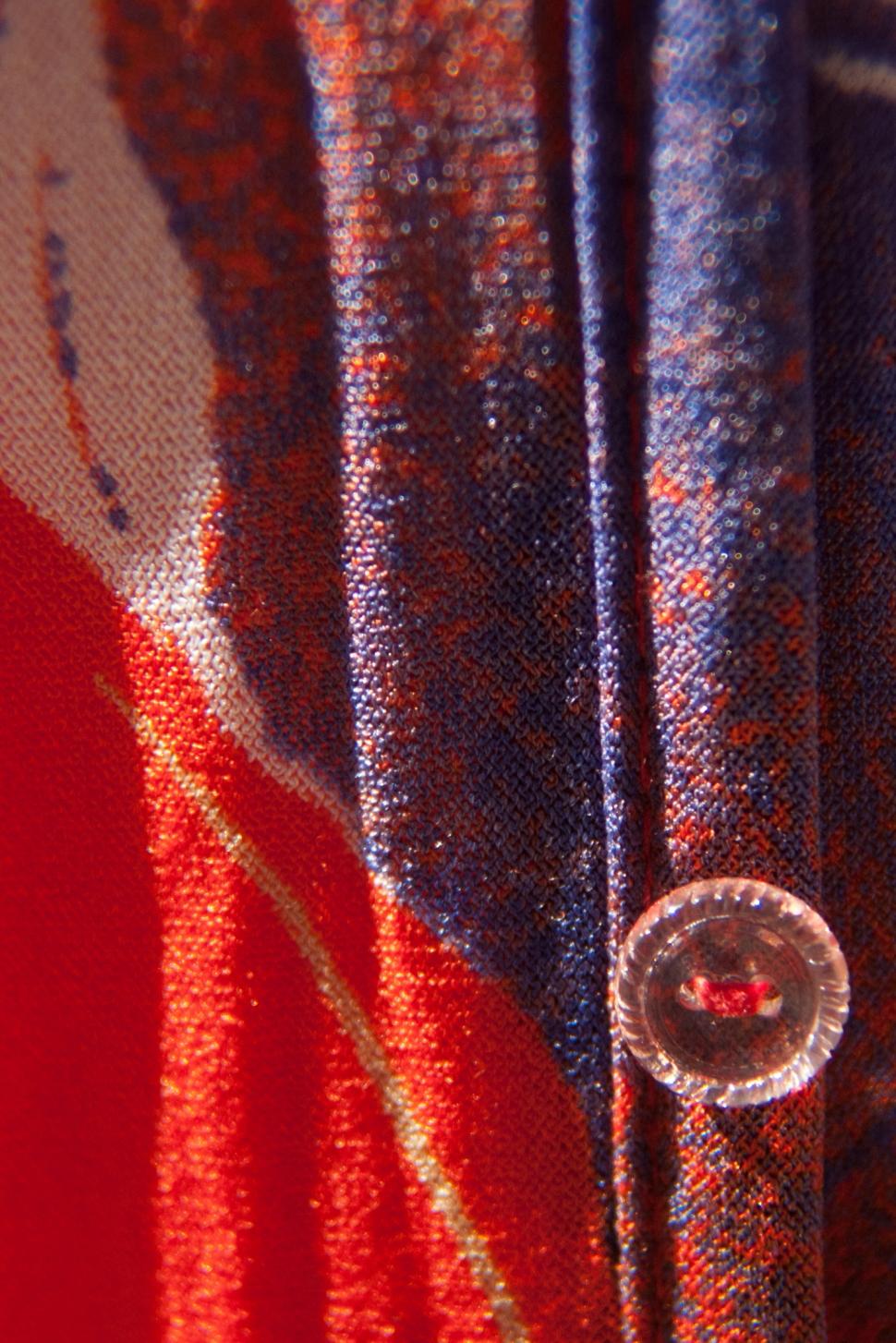 texture et bouton vintage