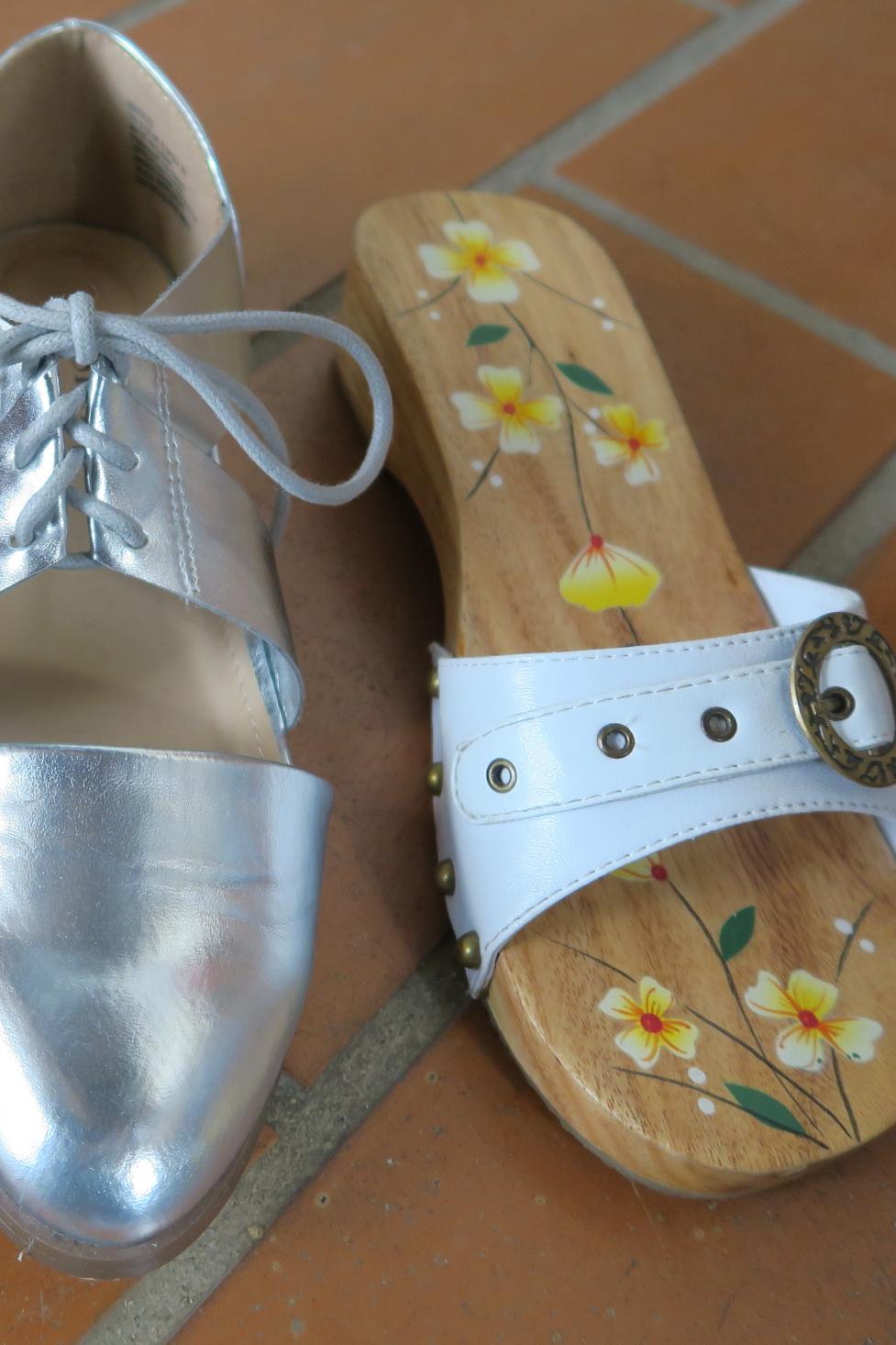chaussures 2eme main